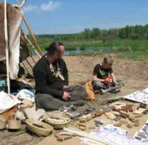 Piknik Archeologiczny w Rydnie k. Wąchocka