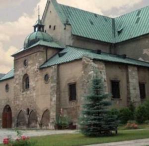 Cistercian Monastery in Jędrzejów