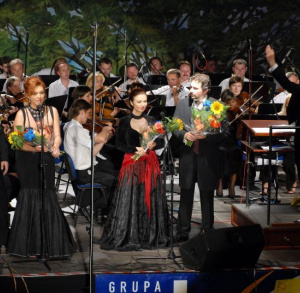 The Krystyna Jamroz International Music Festival in Busko-Zdrój
