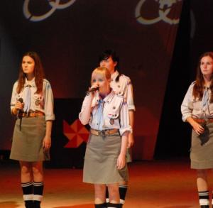Scout Festival of School Student Culture in Kielce