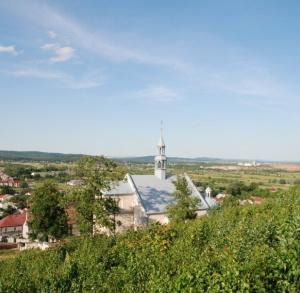 Parish Church of St Bartholomew in Chęciny