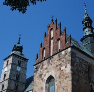 Kolegiata pw. św. Marcina w Opatowie