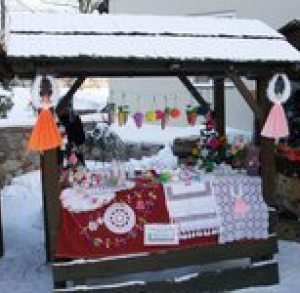 Christmas Fair in Laszczyk Manor House