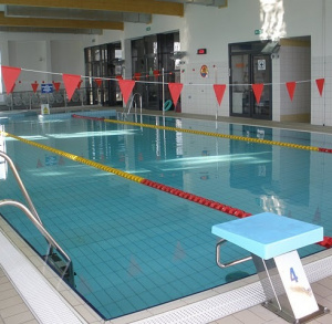 Indoor Swimming Pool in Baćkowice