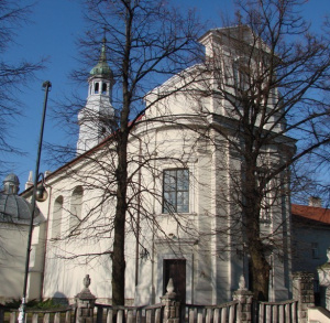 Kościół pw. NP NMP w Busku-Zdroju