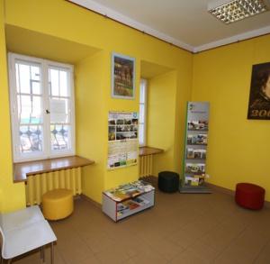 Tourist Information Center in Jędrzejów