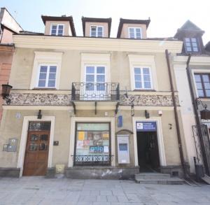 Tourist Information Center in Sandomierz