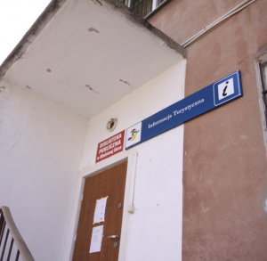 Tourist Information Point in Miedziana Góra