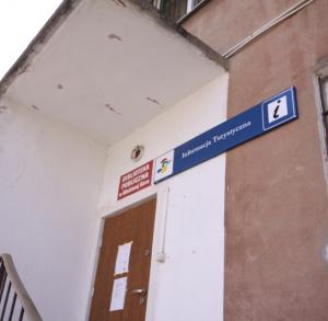 Punkt Informacji Turystycznej w Miedzianej Górze