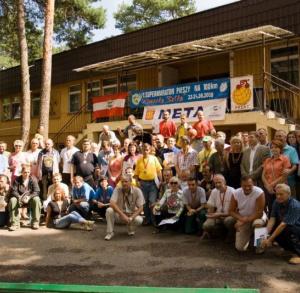 Walking Super-Marathon of 100km: Końskie Hundred