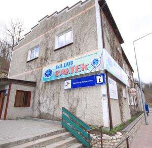 Tourist Information Center in Bałtów