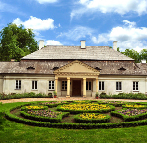 Manor House in Śmiłów