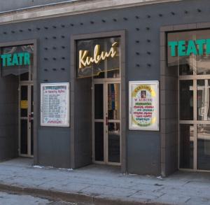 Teatr Lalki i Aktora KUBUŚ
