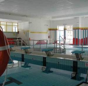 Świętokrzyskie Centrum Rehabilitacji - pływalnia w Czarnieckiej Górze
