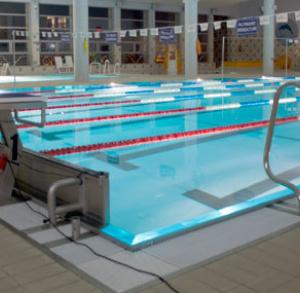 Indoor Swimming Pool NEMO in Włoszczowa