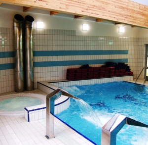 Indoor Swimming Pool in CITI HOTEL in Kielce