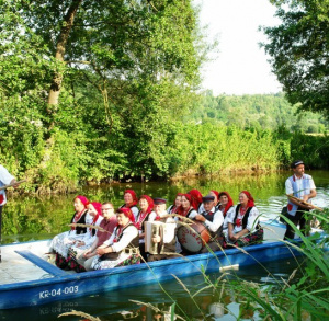 DELTA Association. Canoeing and rafting.