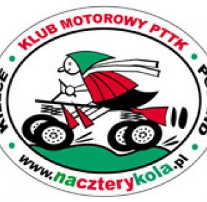 """Klub Motorowy PTTK """"Na Cztery Koła"""""""