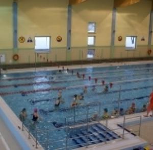 Indoor Swimming Pool in Sędziszów
