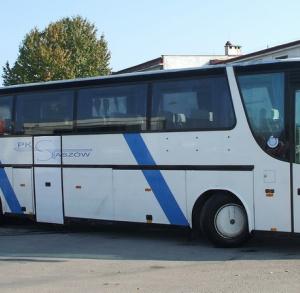 Dworzec PKS w Staszowie