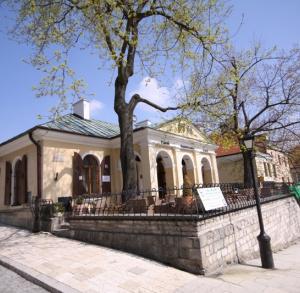 Punkt Informacji Turystycznej w Sandomierzu (PTTK)