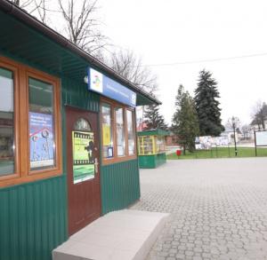 Punkt Informacji Turystycznej w Nowym Korczynie
