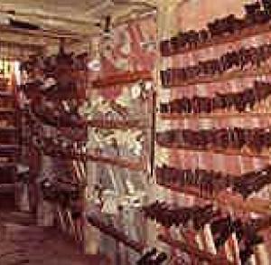 Muzeum Siekier w Orzechówce [NIECZYNNE DO ODWOŁANIA]
