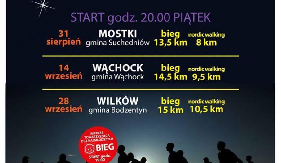 I Nocny Maraton Wokół Świętokrzyskich Zalewów Wodnych