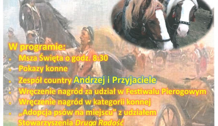 VIII Jarmark Koński i IX Festiwal Pierogowy w Chmielniku
