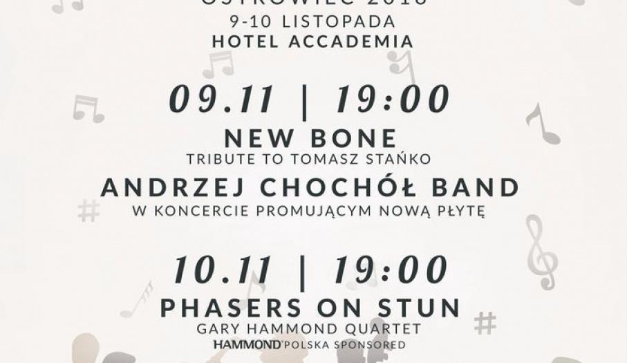 30. Zaduszki Jazzowe w Ostrowcu Świętokrzyskim