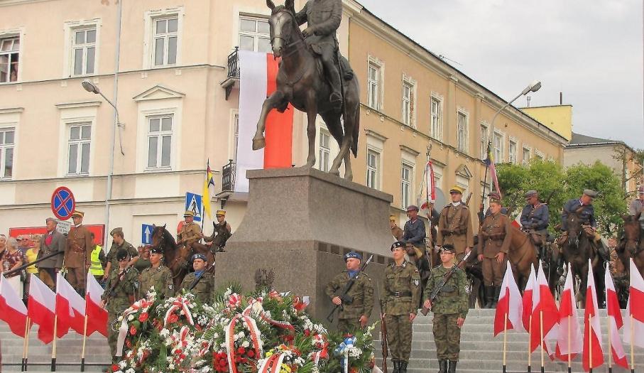 Obchody 100-lecia Odzyskania przez Polskę Niepodległości w Kielcach