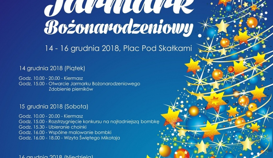 Starachowicki Jarmark Bożonarodzeniowy