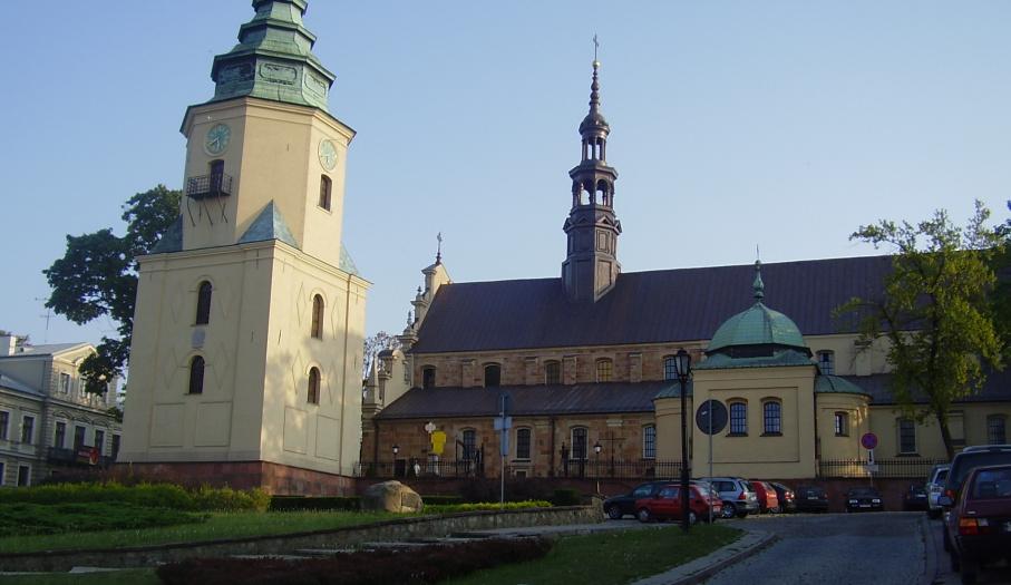 Katedra kielecka fot. M. Perz