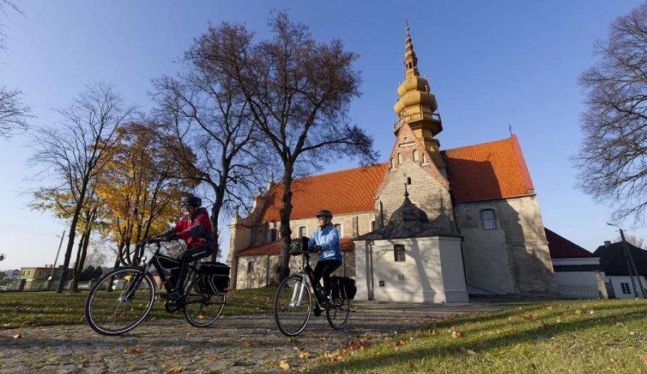 Cistercian Monastery in Koprzywnica