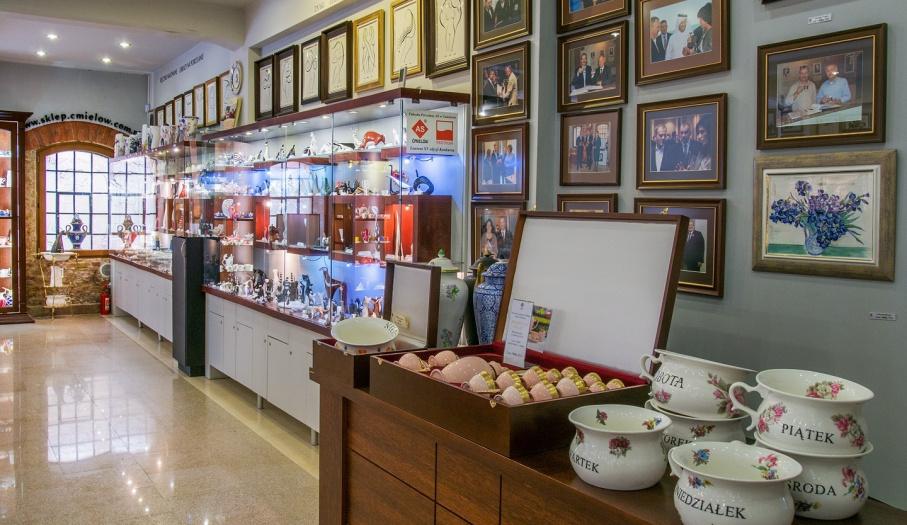 Alive Museum of Porcelain in Ćmielów