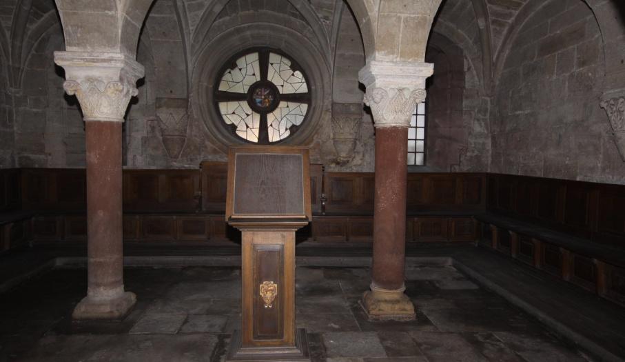 Cistercian Monastery in Wąchock