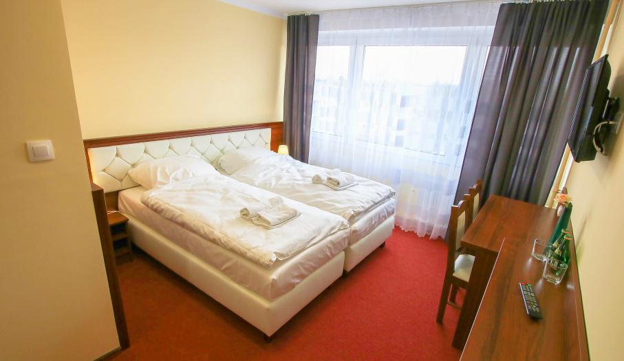 Hotel Sill - pokój DELUX STANDARD
