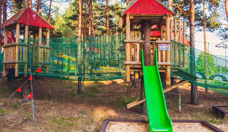 Park Bolmin - trasa dziecęca