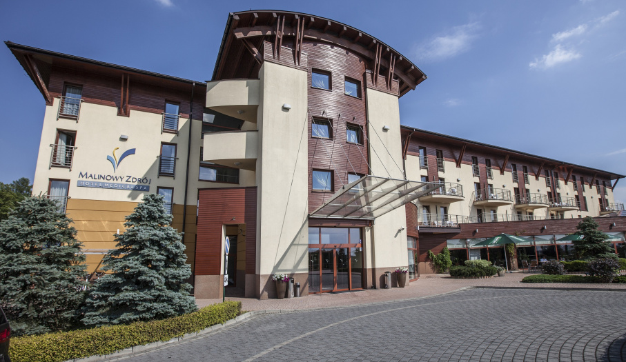 HOTEL**** MEDICAL SPA MALINOWY ZDRÓJ