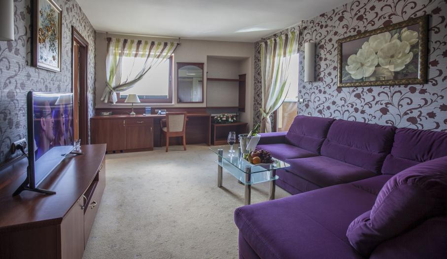 HOTEL**** MEDICAL SPA MALINOWY ZDRÓJ – Metamorfoza: upiększający pakiet pięciodniowy