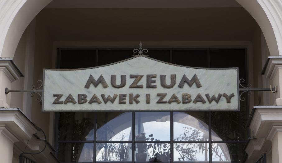 Muzeum Zabawek i Zabawy w Kielcach
