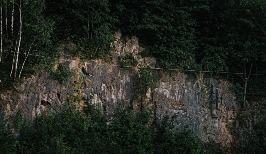 Tyrolka na Kadzielni