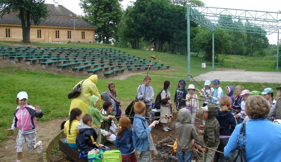 Azymut na Żeromskiego – zajęcia rekreacyjno-ruchowe w Szklanym Domu