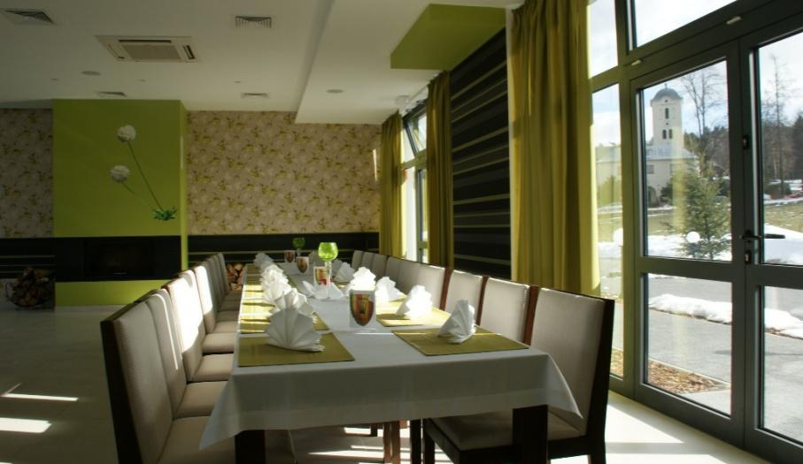 Restauracja w Pensjonacie Łysica