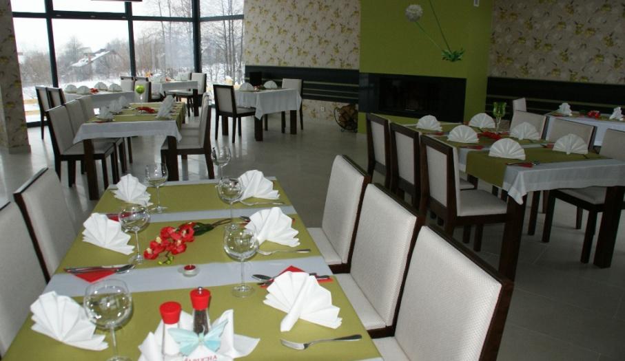 Restauracja Pensjonatu