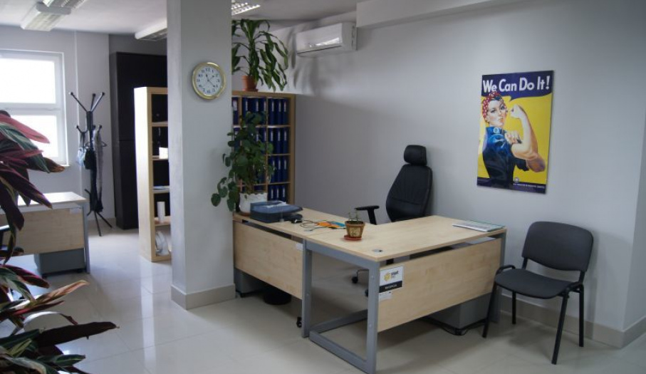 Recepcja Smart Office