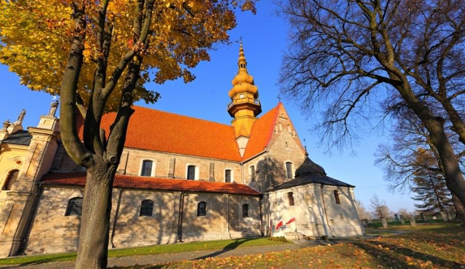 Klasztor w Koprzywnicy