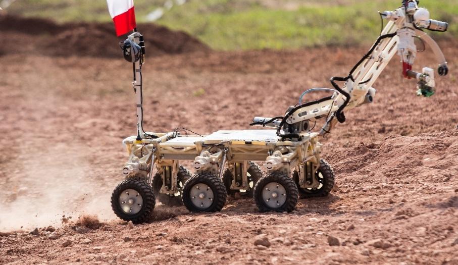 European Rover Challenge (ERC) 2018