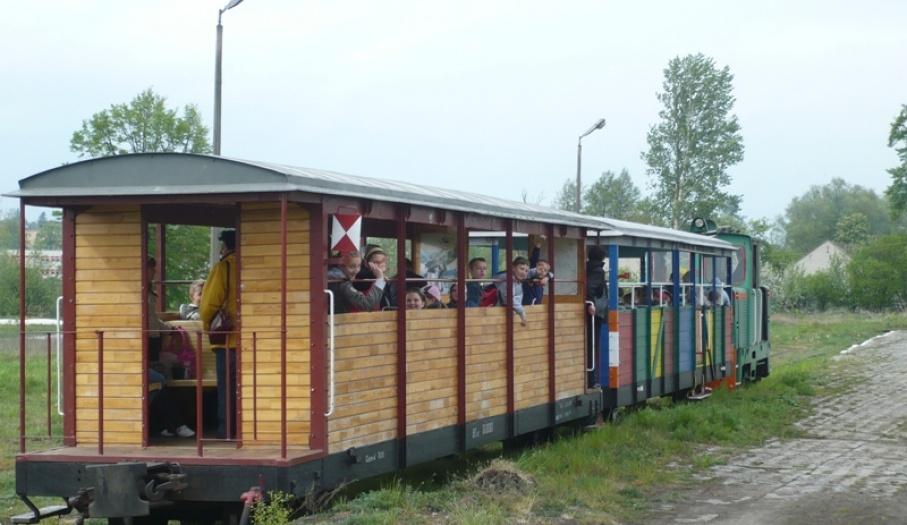 Podróż Kolejką Wąskotorową