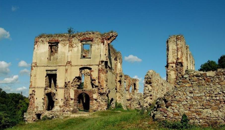 Pozostałości fasady